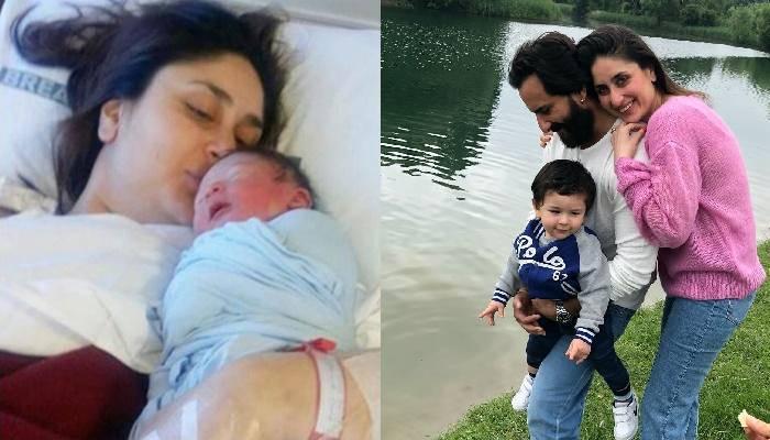 करीना कपूर के बेटे के जन्म की अनदेखी फोटो आई सामने, जानें डिलीवरी के वक्त कितना था तैमूर का वेट