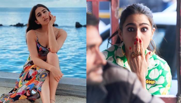 सारा अली खान ने फैंस के साथ शेयर की अपने 'मिस्ट्री मैन' की फोटो, जानें कौन है वो शख्स?