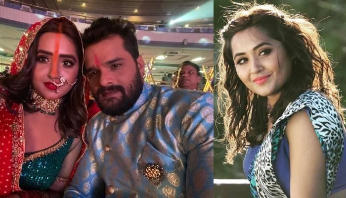 खेसारी लाल यादव और काजल राघवानी के बीच आई दरार! एक्ट्रेस ने कहा- 'क्या वह मेरे साथ शादी करते?'