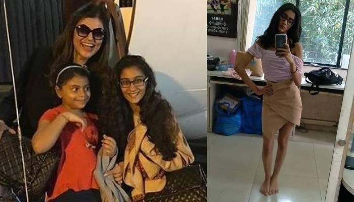 सुष्मिता सेन की बेटी रेनी सेन ने अपने रिलेशनशिप स्टेटस के बारे में सोशल मीडिया पर कही ये बात