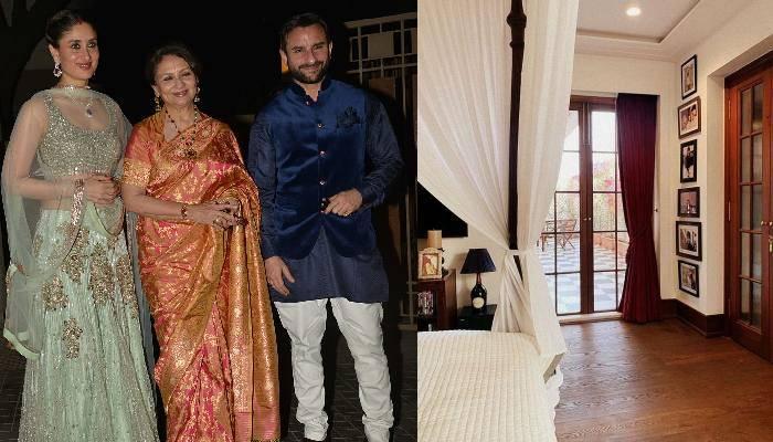 करीना अपनी सास शर्मिला टैगोर और पति सैफ को करती हैं बेहद प्यार, नए घर में लगवाएंगी फोटो