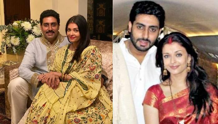 शादी से एक दिन पहले अपनी यादें संजोते दिखे थे अभिषेक बच्चन और ऐश्वर्या राय, सामने आई अनदेखी तस्वीर