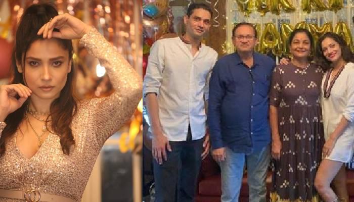 अंकिता लोखंडे ने शेयर किया भाई अर्पण लोखंडे की बर्थडे पार्टी का वीडियो, डांस करते दिखीं एक्ट्रेस