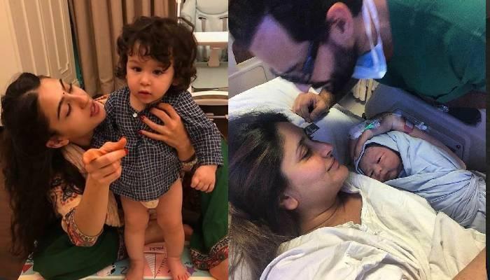 सारा अली खान अपने सबसे छोटे भाई से पहुंचीं मिलने, लाईं ढेर सारे गिफ्ट्स, देखें फोटो व वीडियो
