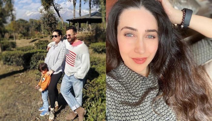 सैफ और करीना के दूसरे बच्चे से मिलने पहुंची दोस्तों की गैंग, बहन करिश्मा कपूर ने शेयर की फोटो