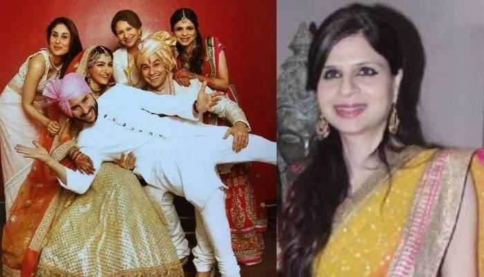 सबा अली खान ने भाई सैफ और बहन सोहा की शादी की तस्वीर की शेयर, एक साथ दिख रही पूरी फैमिली