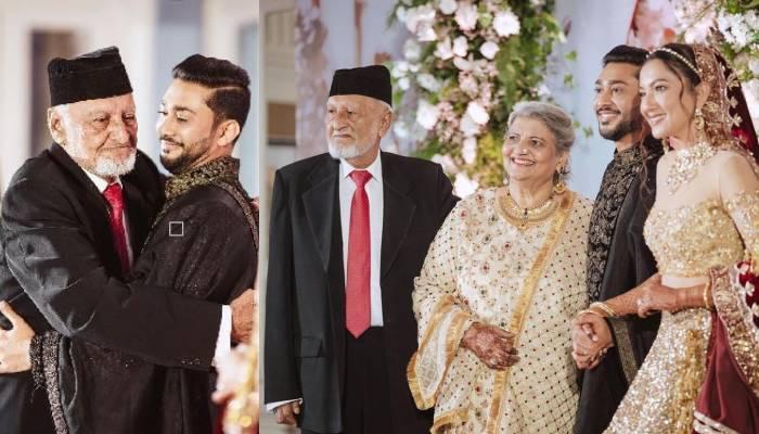 गौहर खान ने पिता संग शेयर की विदाई रस्म की अनदेखी फोटो, पति जैद दरबार ने ससुर के लिए मांगी दुआएं