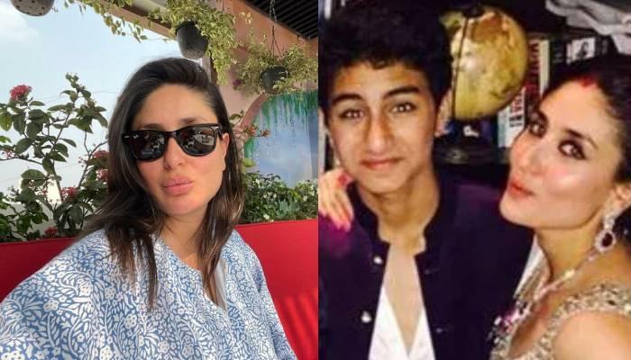 इब्राहिम अली खान की सौतेली मां करीना कपूर ने बेटे को विश किया बर्थडे, लिखा- 'हैप्पी बर्थडे हैंडसम'
