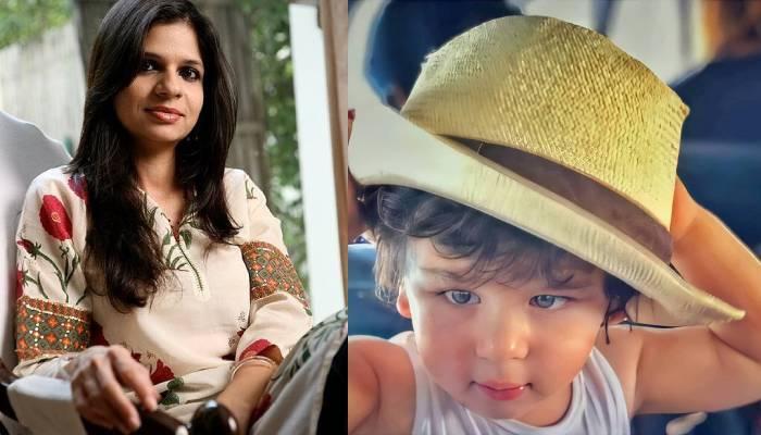 बुआ सबा अली खान का भतीजे तैमूर पर आया प्यार, शेयर कीं कुर्ता पहने हुए क्यूट तस्वीरें
