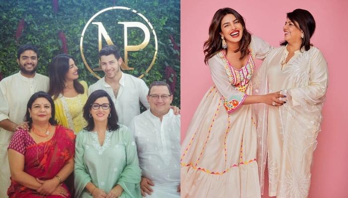 मां मधु ने प्रियंका चोपड़ा के लिए बुना स्वेटर, एक्ट्रेस ने सास-ससुर-पति संग फोटो शेयर कर लिखी ये बात