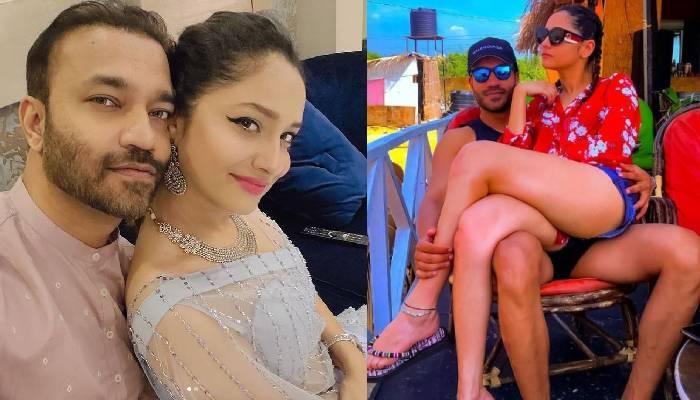अंकिता लोखंडे ने बॉयफ्रेंड विक्की जैन संग की वीकेंड पार्टी, वीडियोज में दिखा कपल का रोमांटिक बॉन्ड