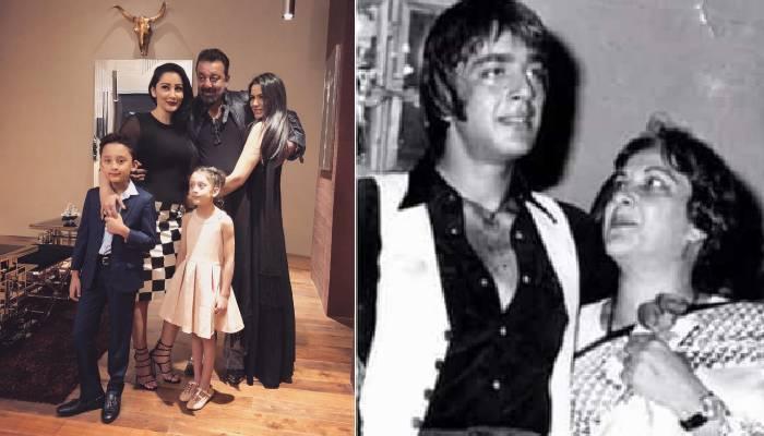 संजय दत्त ने शेयर कीं मां नरगिस-वाइफ मान्यता और बेटियों त्रिशाला व इकरा संग तस्वीरें, कही ये बात