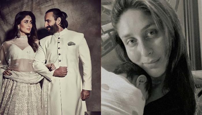 करीना कपूर दूसरे बेबी के जन्म के बाद पहली बार पति सैफ के साथ आईं नजर, टेस्ट ड्राइव पर निकला कपल