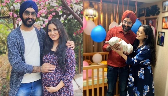 सिंगर हर्षदीप कौर ने बताया अपने बेबी बॉय का नाम, तस्वीर शेयर कर लिखा- 'कृपया अपना आशीर्वाद दें'