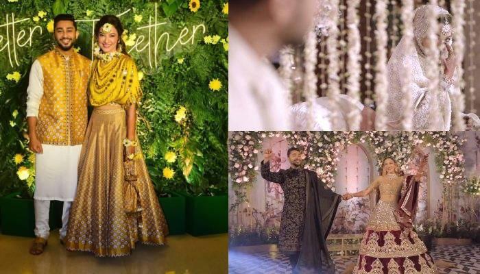 गौहर खान ने शेयर किया जैद दरबार संग अपने निकाह का खूबसूरत वीडियो, लिखा 'मेरा सपना सच हो गया'