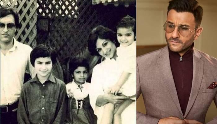 सैफ अली खान के दादा-दादी के साथ पिता और बुआ की अनदेखी तस्वीर आई सामने, यहां देखें थ्रोबैक फोटो