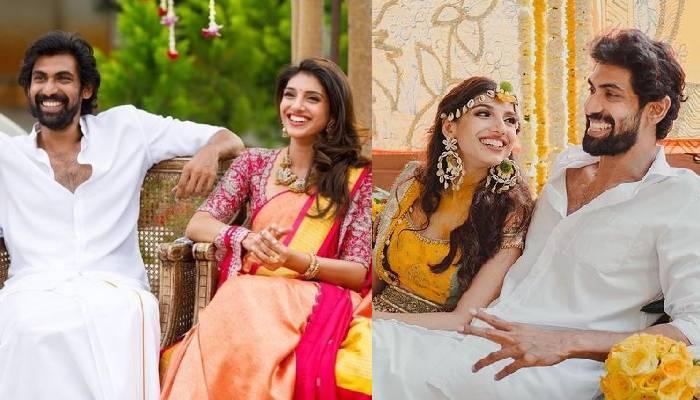 शादी के बाद इतना बदल गए हैं 'बाहुबली' फेम राणा डग्गुबती, कहा 'मिहिका मेरी जिंदगी में शांति लेकर आईं'