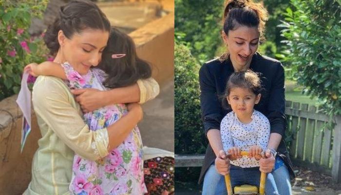 सोहा अली खान ने बेटी इनाया को दिया क्यूट गिफ्ट, एक्ट्रेस ने शेयर की तस्वीर