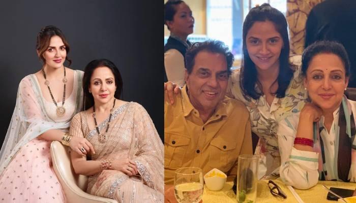 पापा धर्मेंद्र के घर आने से पहले सलवार-कमीज पहन लेती थीं ईशा और अहाना, हेमा मालिनी ने बताई थी वजह