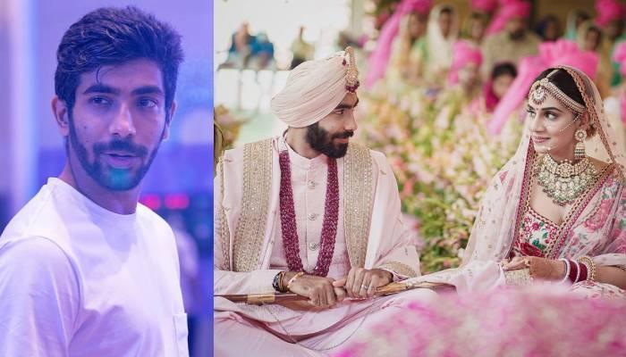 जसप्रीत बुमराह ने गर्लफ्रेंड संजना गणेशन संग रचाई शादी, जानें कौन हैं क्रिकेटर की पत्नी