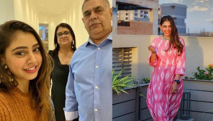 नीति टेलर ने इमोशनल तस्वीर शेयर कर पिता संदीप टेलर को विश किया बर्थडे, लिखा- 'आपके जैसा कोई नहीं'