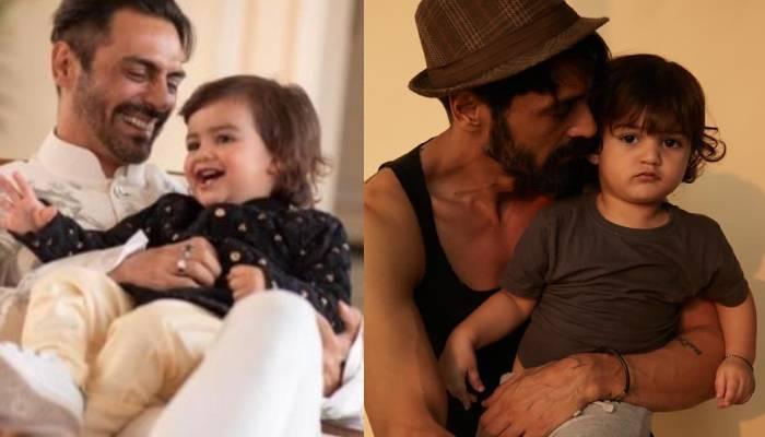 अर्जुन रामपाल के बेटे एरिक ने पापा को सेट पर पहुंचकर दिया प्यारा सरप्राइज, एक्टर ने शेयर कीं फोटोज