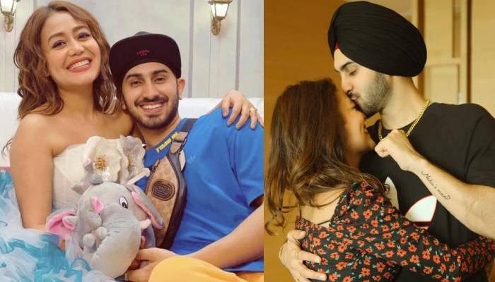 रोहनप्रीत सिंह ने वाइफ नेहा कक्कड़ संग रोमांटिक फोटो शेयर कर बताया कैसे रब ने बनाई उनकी जोड़ी