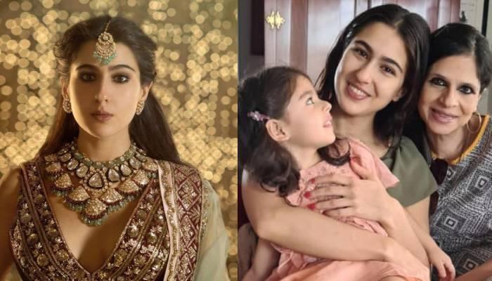 सारा अली खान ने शादी के रिश्तों के लिए शेयर कीं संस्कारी तस्वीरें, बुआ सबा से मिला ये रिएक्शन