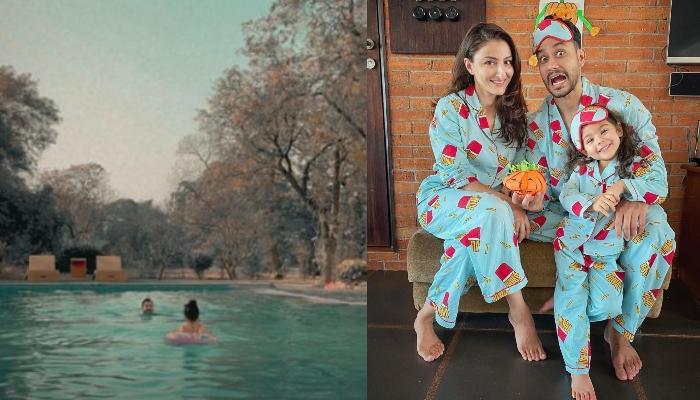 बेटी इनाया संग पूल में मस्ती करते दिखे कुणाल खेमू, सोहा अली खान ने शेयर कीं स्पेशल मोमेंट की फोटोज