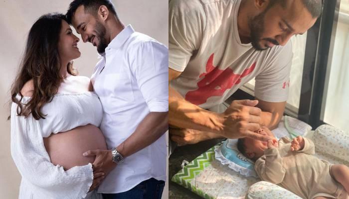 अनिता हस्सनंदनी ने पति रोहित रेड्डी के बर्थडे पर शेयर किया खास वीडियो, बेटे आरव ने ऐसे दी बधाई