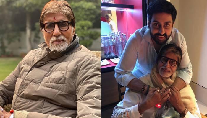 अमिताभ बच्चन ने अभिषेक के साथ शेयर की फोटो, फैंस को बताया कब बेटा बनता है पिता का दोस्त