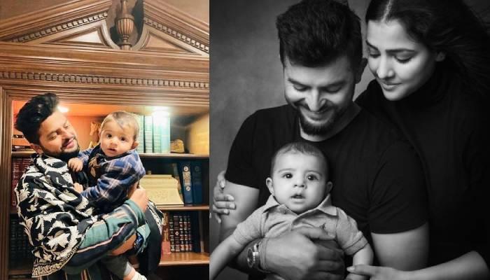 सुरेश रैना ने बेटे रियो के पहले बर्थडे पर शेयर कीं अनदेखी फोटोज, बताया बेबी बॉय के नाम का अर्थ