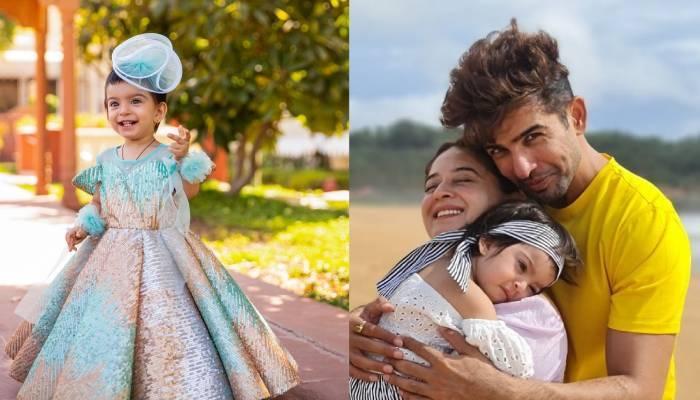 जय भानुशाली और माही विज ने दिखाई बेटी तारा के दुल्हन लुक की झलक, राजकुमारी लग रहीं बिटिया रानी