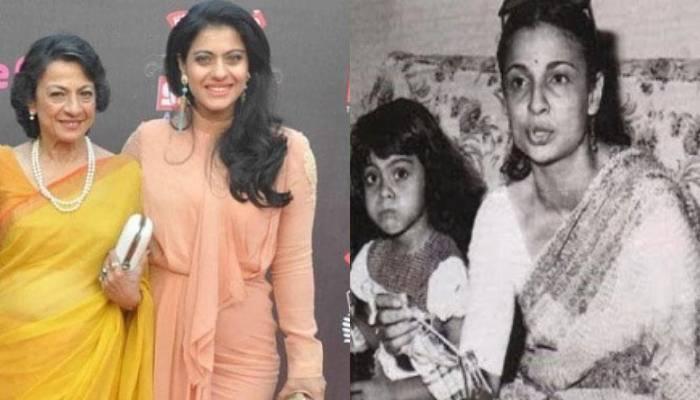 मां तनुजा संग काजोल के बचपन की अनदेखी तस्वीर आई सामने, मम्मी की गोद में खिलखिलाती दिखीं एक्ट्रेस