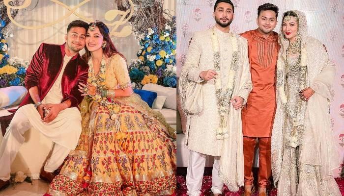 गौहर खान ने देवर अवेज दरबार को विश किया बर्थडे, शेयर कीं शादी की थ्रोबैक तस्वीरें