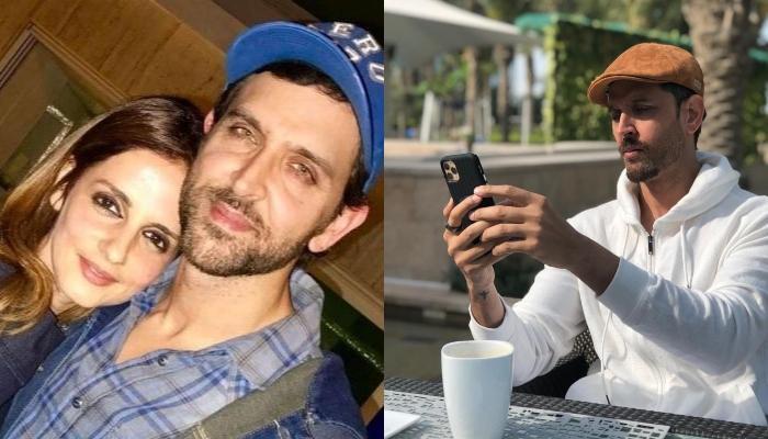 सुजैन खान ने फोटो शेयर कर लिखा- '...मैं एक लड़का हूं' तो एक्स हसबैंड ऋतिक रोशन ने किया ये कमेंट