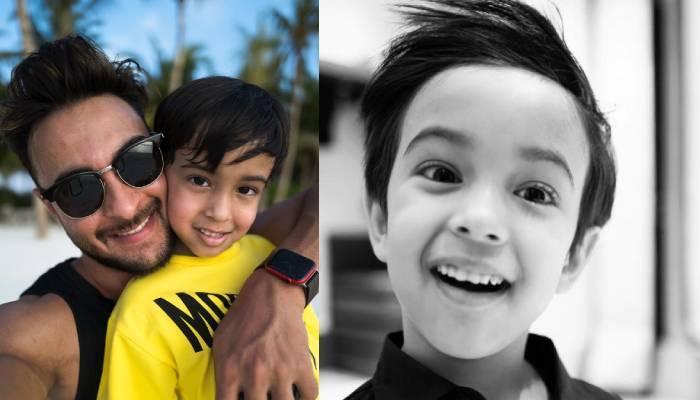 आयुष शर्मा ने बेटे आहिल को बताया- 'सुपर हीरो', पांचवे बर्थडे पर लिखा स्पेशल नोट