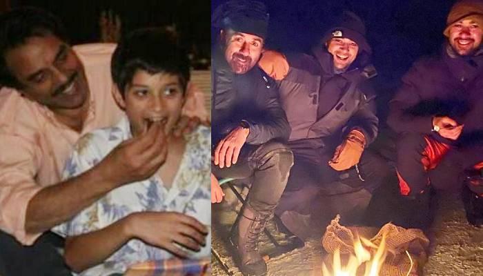 सनी देओल के छोटे बेटे राजवीर बॉलीवुड में डेब्यू को तैयार, दादा धर्मेंद्र ने किया ऐलान
