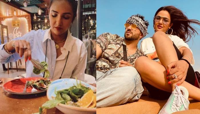 जैस्मिन भसीन और अली गोनी दुबई में वेकेशन को कर रहे एंजॉय, देखें कपल की खूबसूरत तस्वीरें