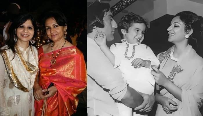 सबा अली खान ने मां शर्मिला टैगोर संग भाई सैफ के बचपन की फोटो की शेयर, बेहद क्यूट दिख रहे एक्टर