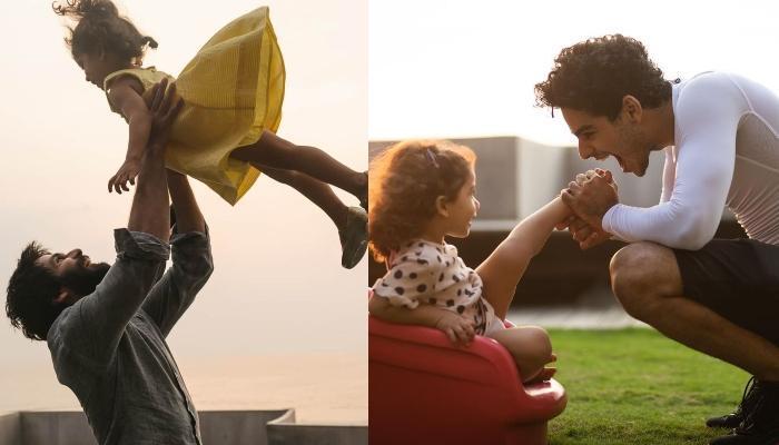 पापा शाहिद कपूर और चाचू ईशान के साथ खेलती दिखीं मीशा कपूर, देखें खूबसूरत थ्रोबैक तस्वीरें