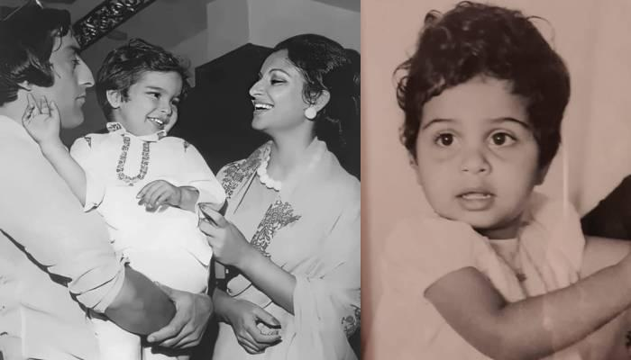 सबा अली खान ने भाई सैफ और बहन सोहा के साथ बचपन की अनदेखी फोटो की शेयर