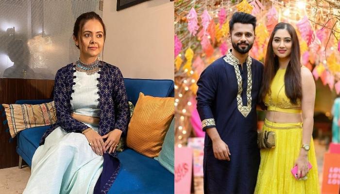 राहुल वैद्य-दिशा परमार की शादी का इंतजार कर रहीं देवोलीना भट्टाचार्जी, सिंगर की GF से पूछा ये सवाल