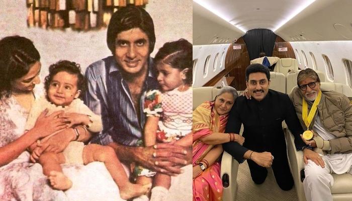मां जया बच्चन संग अभिषेक बच्चन के बचपन की अनदेखी फोटो आई सामने, बेहद खुश दिख रहे दोनों