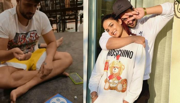 गर्लफ्रेंड जैस्मिन भसीन के साथ लूडो खेलते दिखे अली गोनी, एक्टर की बहन ने शेयर किया वीडियो