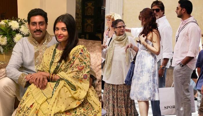 अभिषेक बच्चन की पत्नी ऐश्वर्या के साथ वेकेशन की थ्रोबैक फोटोज आईं सामने, अमिताभ-जया भी दिखे साथ