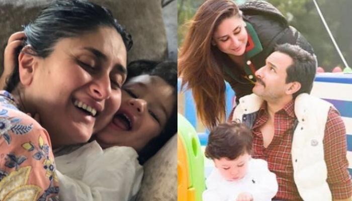 तैमूर अली खान के पहले बर्थडे की अनदेखी फोटोज आईं सामने, मां-पापा संग मस्ती करते दिखे छोटे नवाब