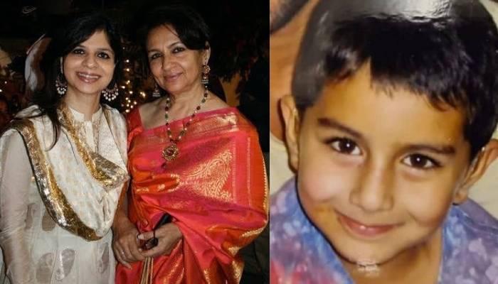 सबा अली खान ने भतीजे इब्राहिम के बचपन की अनदेखी फोटो की शेयर, अब्बू सैफ की काॅपी लग रहे लाडले