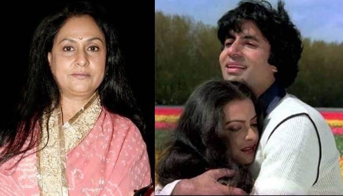 जब जया बच्चन ने पति अमिताभ बच्चन और रेखा के लिंक अप रूमर्स पर दिया था अपना रिएक्शन