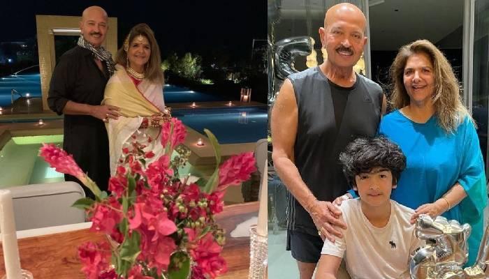 ऋतिक रोशन की मां पिंकी ने अपनी 50वीं एनिवर्सरी पर पहनी वेडिंग ज्वैलरी, देखें खूबसूरत फोटोज